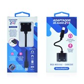 Adaptador Lightning i2Go 3.5MM