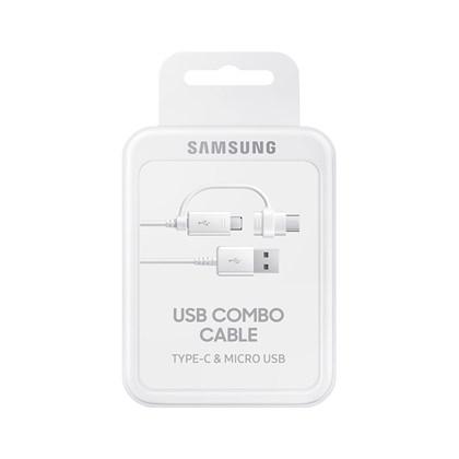 Cabo USB Samsung  Micro Usb/Tipo C EP-DG930D