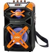 Caixa De Som Bluetooth 120w Torre Speaker Shock Oex Sk700