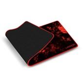 Mouse Pad Gamer Para Teclado E Mouse Vermelho Warrior AC301