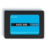 SSD Multilaser, 120GB, AXIS 500, Gravação 500 MB/S